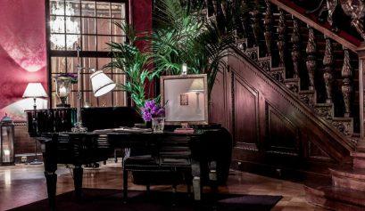 Luxus Hotel Luxus Hotel: Patrick Hellmann Schlosshotel Berlin aa 409x237