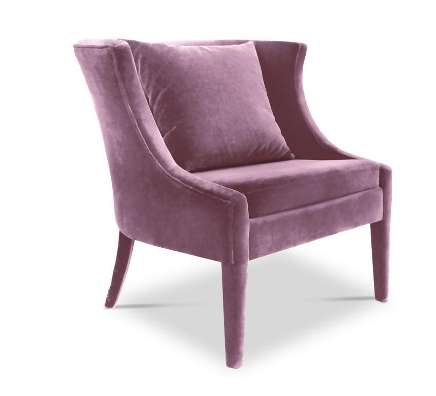 Valentinstag Romantische Sessel für einen luxuriösen Valentinstag chignon chair 1