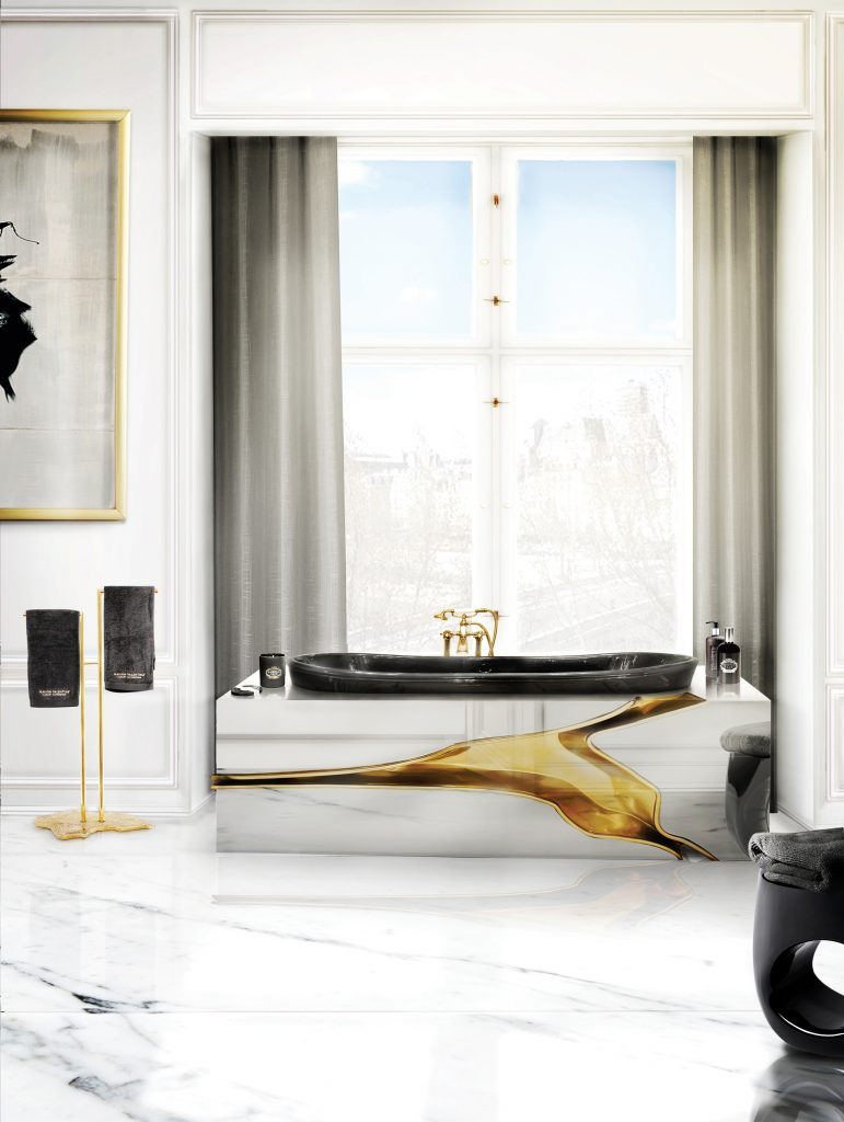 lapiaz-bathtub frühjahr trends Bringen Sie moderne Frühjahr Trends in Ihrer Haus-Dekor lapiaz bathtub