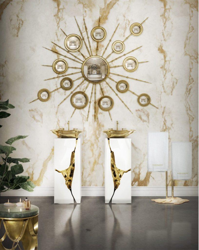 luxuriöses Badezimmer Dekorationideen um ein luxuriöses Badezimmer zu haben lapiaz valentina the luxury trends