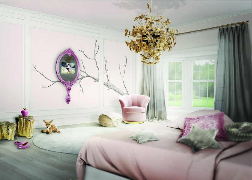 magical_mirror_circu kinderzimmer Verzauberten Disney Kinderzimmer Wohnideen magical mirror circu 1