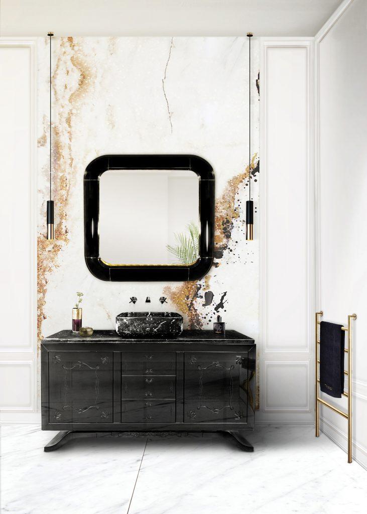 ring-mirror-hr frühjahr trends Bringen Sie moderne Frühjahr Trends in Ihrer Haus-Dekor ring mirror hr
