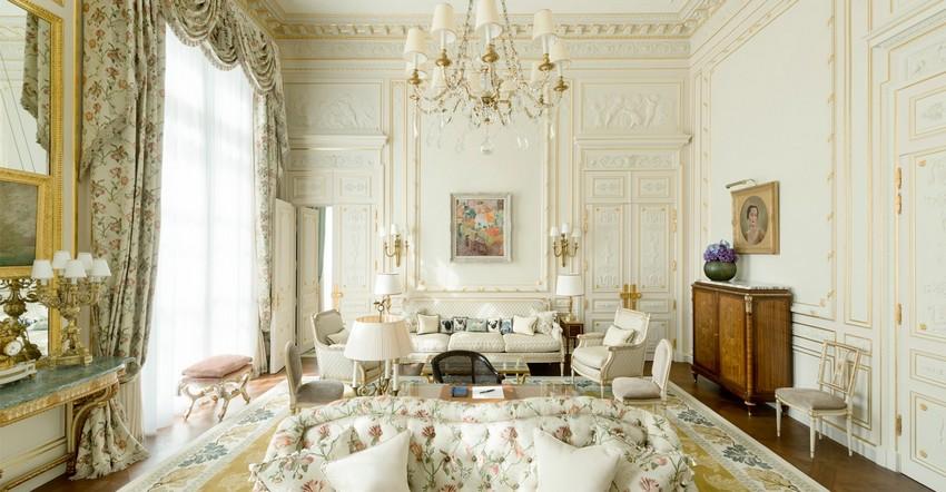 Osternferien 2017 osternferien Top 5 Luxuriöse Frühling Hotels für Osternferien 2017 ritz paris hotel suite Suite Coco Chanel