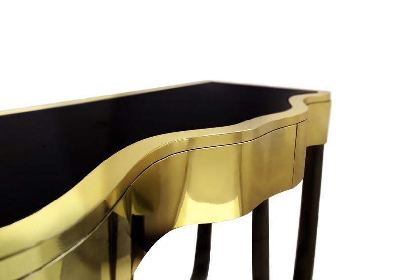 Sinuous Kommode modern Eingangshalle Erstaunliche Kommode für modern Eingangshalle Stil sinuous 04