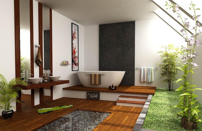 Innengärten Bringen Sie Frühling zuhause mit Zen Innengärten                                         14