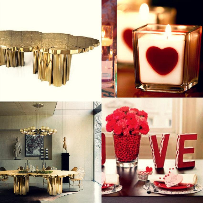 10 Romantische Esszimmer Dekoration für Valentinstag Esszimmer Dekoration 6 Romantische Esszimmer Dekoration für Valentinstag 1