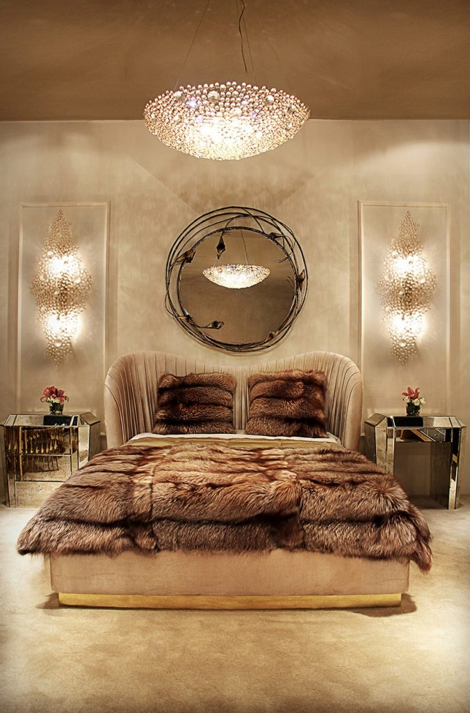 25 trendige Ideen trendige wohndesign trendige wohndesign 25 trendige Wohndesign Inspirationen 25 trendige Wohndesign Inspirationen8 Bedroom koket 02