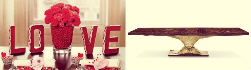 10 Romantische Esszimmer Dekoration für Valentinstag Esszimmer Dekoration 6 Romantische Esszimmer Dekoration für Valentinstag 7