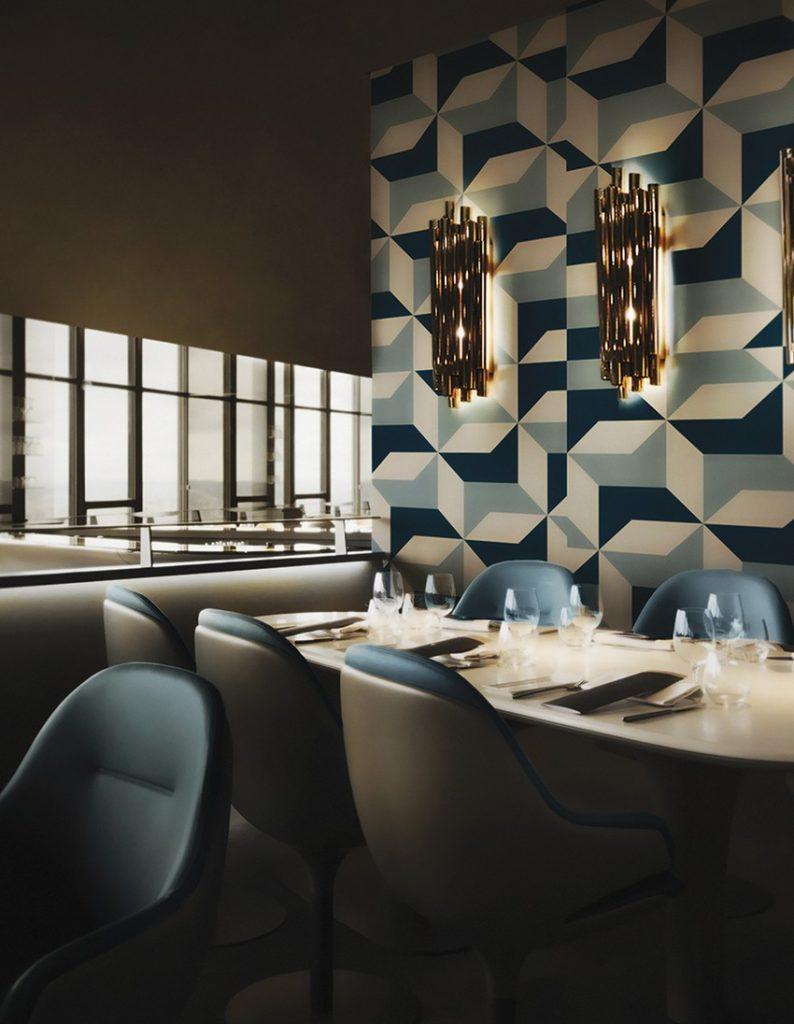 Top Inneneinrichtung Ideen für modernen Restaurants | Wohn ...