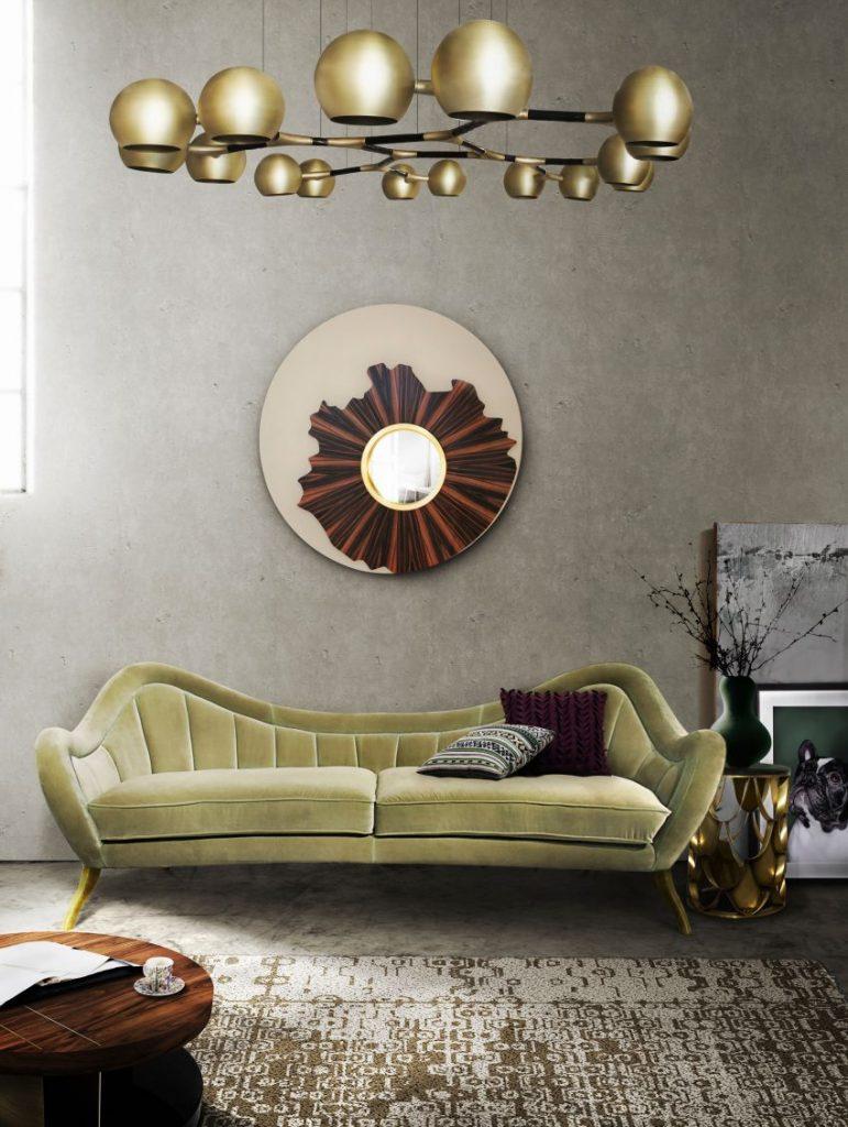 2017 Wohnzimmer Frühling Möbel Trends: 10 Samt Sofa Ideen Wohnzimmer Wie Sie das Ostern Gefühl in Ihrem Wohnzimmer ausdrücken können aa e1486044957582