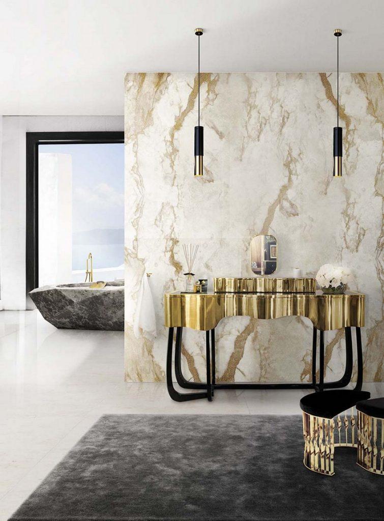 Top 25 Ideen für ein modernes Badezimmer badezimmer Top 25 Ideen für ein modernes Badezimmer bathroom maison valentina 11 1