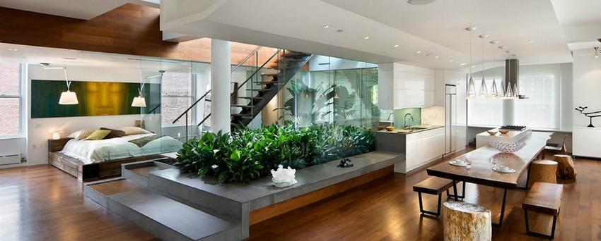 Bringen Sie Frühling zuhause mit Zen Innengärten