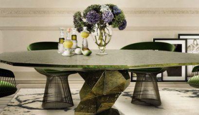 stühle und esstische Die schönsten und luxuriösesten Stühle und Esstische bbb 6 409x237