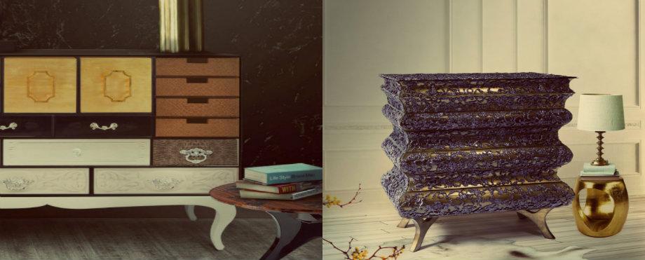 bunte Schranke Erstaunliche und bunte Schranke, um Ihres Innenarchitektur zu erhellen collage2
