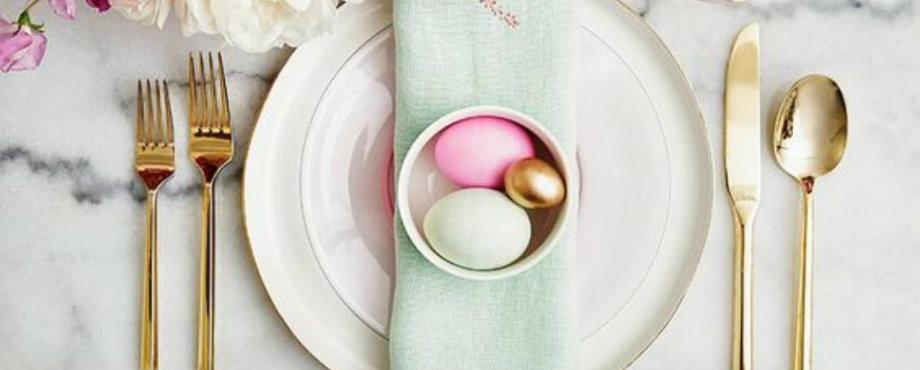 Die Schönsten Ostern Esstisch Dekoration
