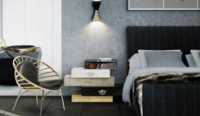 luxuriöses schlafzimmer Die richtigen Nachttische für ein luxuriöses Schlafzimmer fff 409x237