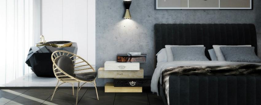 luxuriöses schlafzimmer Die richtigen Nachttische für ein luxuriöses Schlafzimmer fff