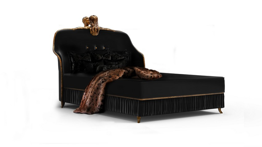 Koket Luxus Betten luxus betten Luxus Betten für Ihr Schlafzimmer forbidden bed 1
