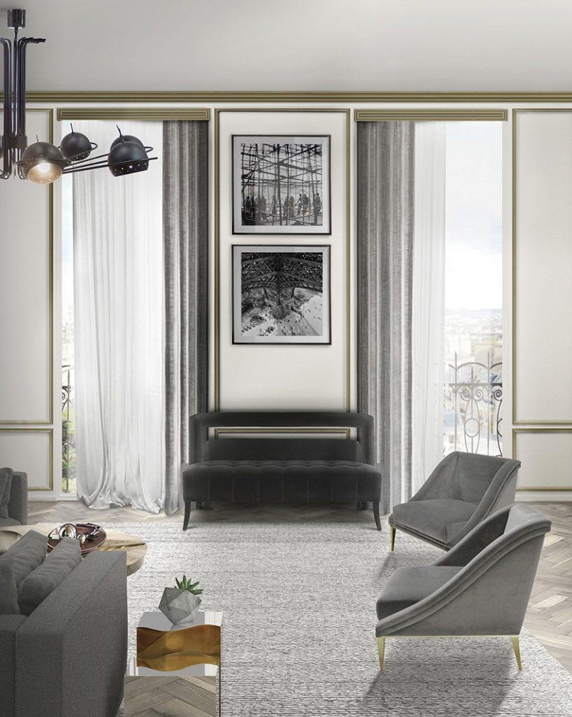Ideen für zeitgenössische Wohnzimmer | Wohn-DesignTrend | Page 9