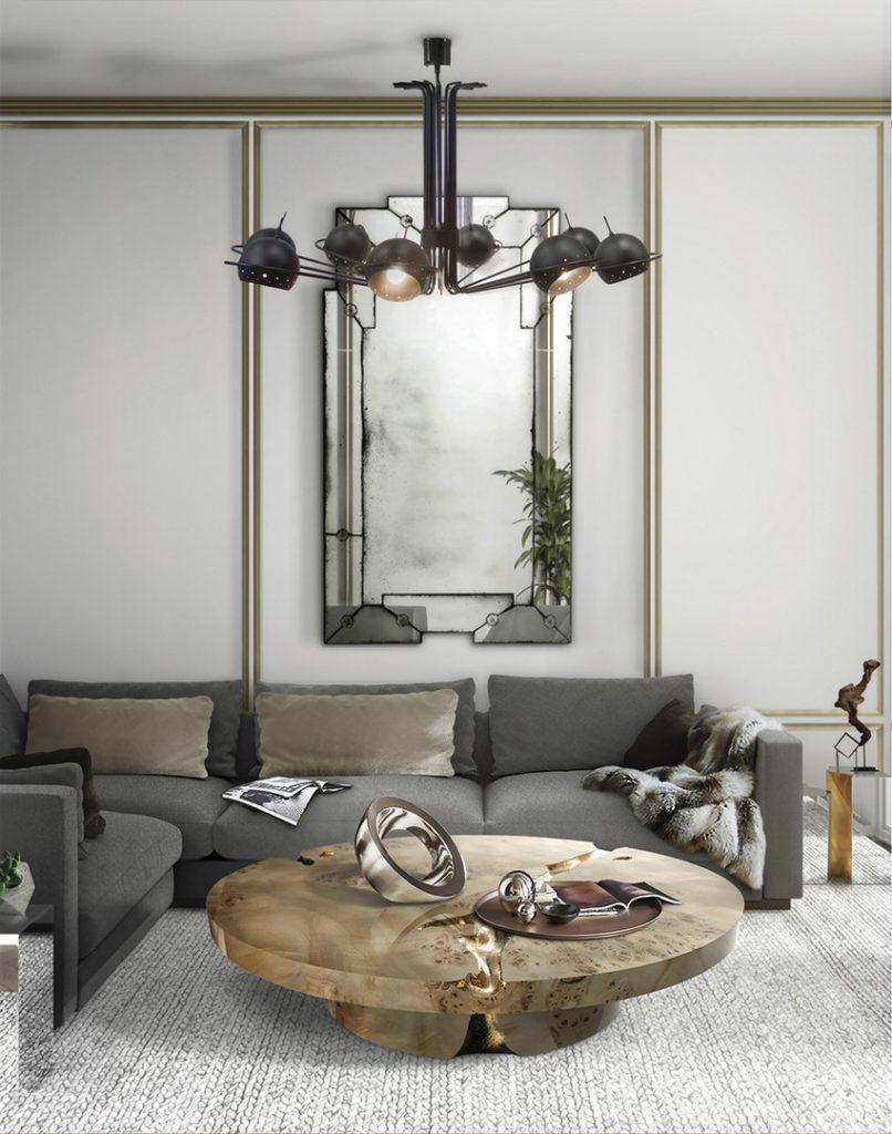 Ideen für zeitgenössische Wohnzimmer | Wohn-DesignTrend | Page 10