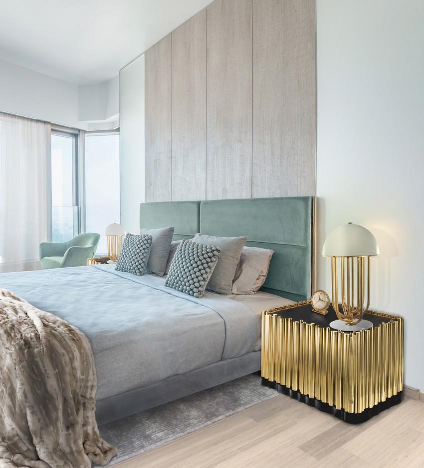 luxuriöses schlafzimmer Die richtigen Nachttische für ein luxuriöses Schlafzimmer symphony nightstand