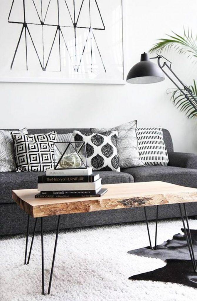 10 Wohnzimmer Beispiele wie man perfekt skandinavisches Design gestaltet kann skandinavisches design 10 Wohnzimmer-Ideen wie man perfektes skandinavisches Design gestalten thehomeissue secretsofdecoration02 e1487066689761