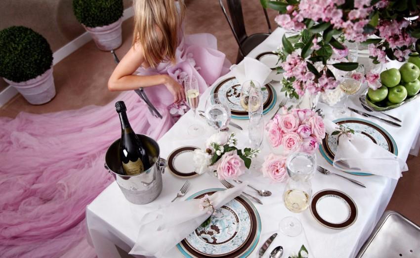 valentinstag valentinstag Wie Ihr Esszimmer für Valentinstag zu schmücken ukrashenie prazdnichnogo stola