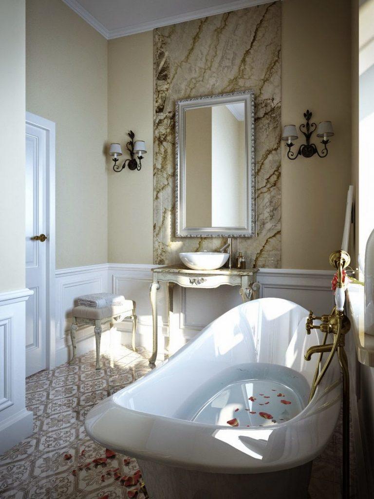 zeitgenössische Badezimmer Original-Tipps für einen zeitgenössische Badezimmer yes32