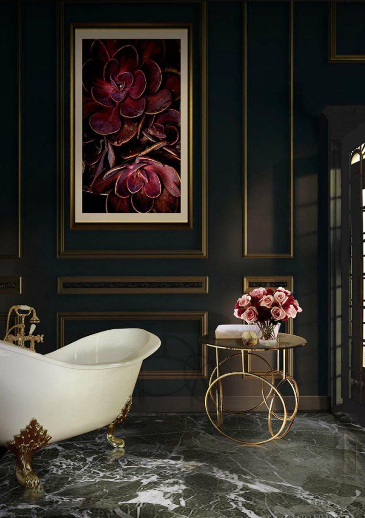 Wohnzimmer Ideen, Inspirationen, Wohnideen, schöner wohnen, Einrichtungsideen, Design Inspirationen, teuer, luxus, badezimmer ideen, wohndesigntrend badezimmer ideen 25 außergewöhnliche Badezimmer Ideen 25 au  ergew  hnliche Badzimmer Ideen10 bathroom koket 3