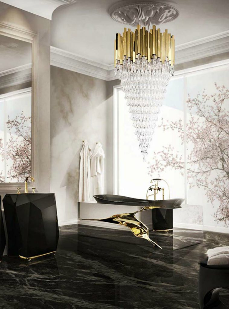 Außergewöhnliche Badezimmer | 25 Aussergewohnliche Badezimmer Ideen Wohn Designtrend Page 13