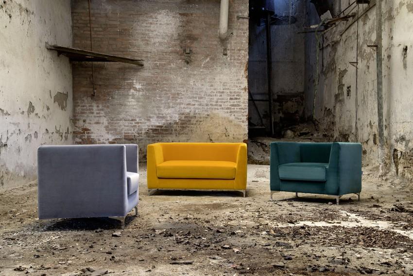 isaloni Isaloni Mailand – entdecken Sie die Ort den Top Design Marken Adrenalina Marchio della Ditta Domingo Salotti srl