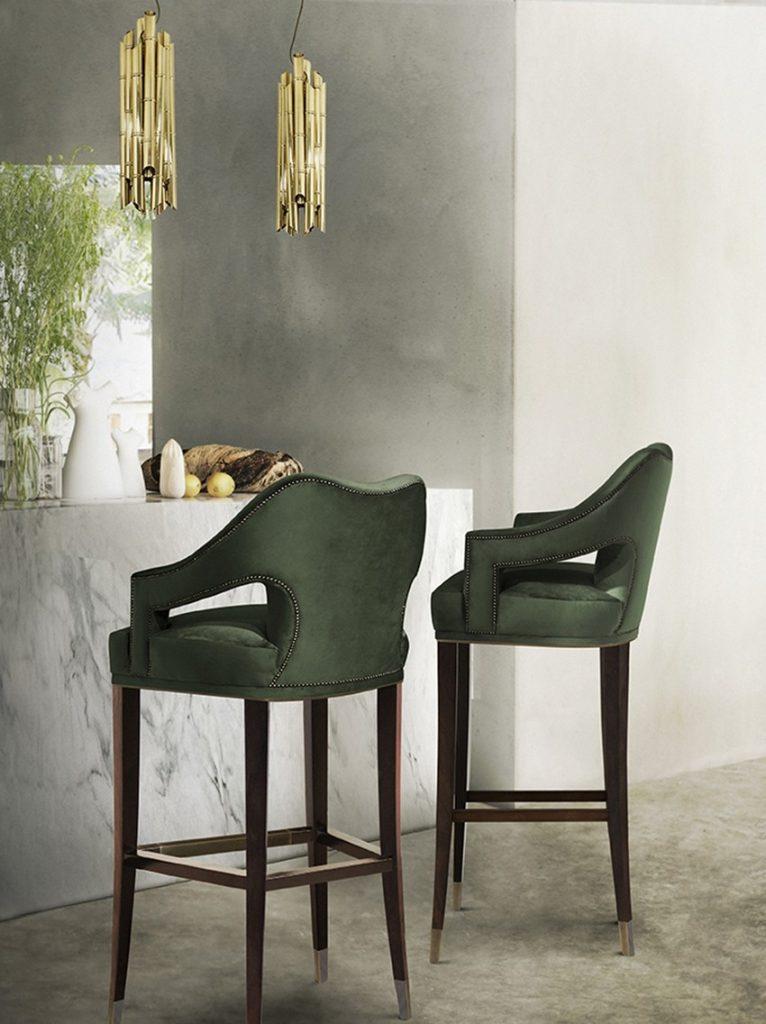Hängeleuchten Luxus Hängeleuchten für Exklusive Design Bar Brabbu 03