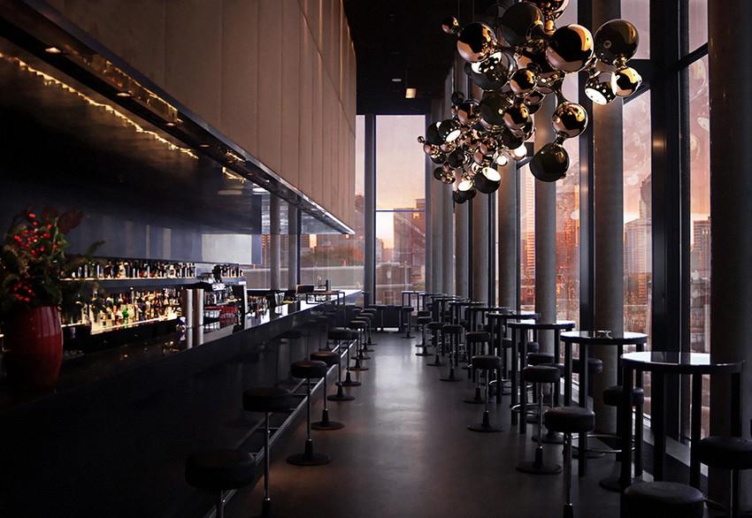 Hängeleuchten Luxus Hängeleuchten für Exklusive Design Bar Delightfull 01