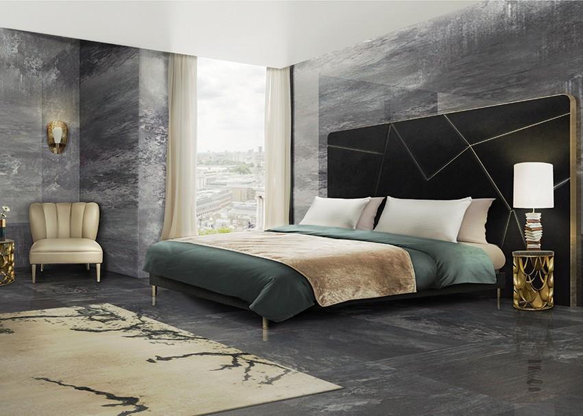 Schlafzimmer Design: Top-Ideen für hochwertige Träume schlafzimmer design Schlafzimmer Design: Top-Ideen für hochwertige Träume Bed Hotel Brabbu 04 1