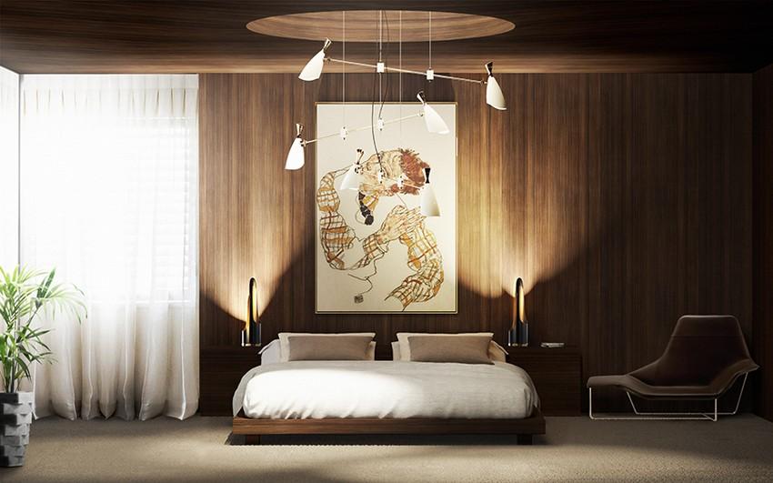 Hängeleuchten Luxus Hängeleuchten für Exklusive Design Bed Hotel Delightfull 01 1