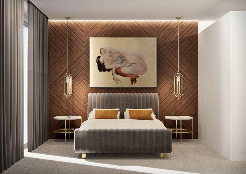 Schlafzimmer Design: Top-Ideen für hochwertige Träume schlafzimmer design Schlafzimmer Design: Top-Ideen für hochwertige Träume Bed Hotel Delightfull Essential Home 02