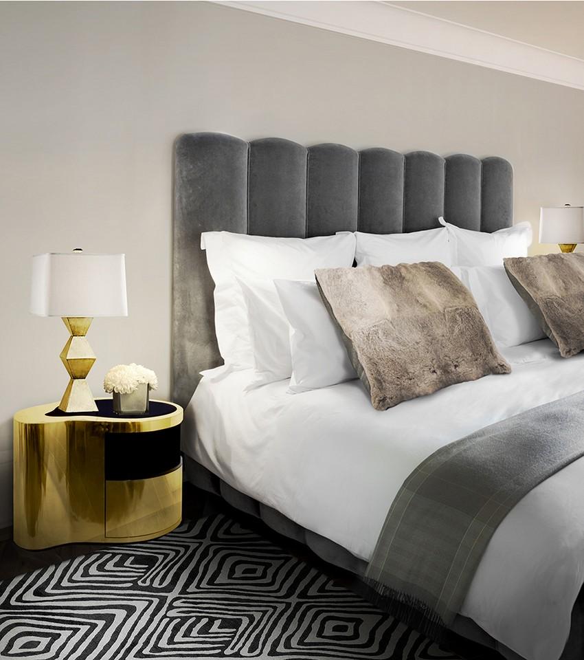 Schlafzimmer Design: Top-Ideen für hochwertige Träume schlafzimmer design Schlafzimmer Design: Top-Ideen für hochwertige Träume Bedroom Boca do Lobo 02 2