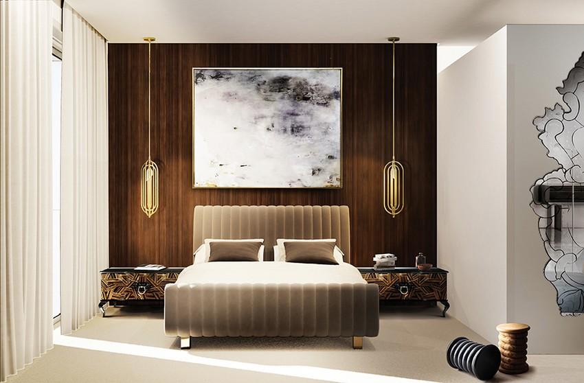 Top-Ideen für hochwertige Träume schlafzimmer design Schlafzimmer Design: Top-Ideen für hochwertige Träume Bedroom Boca do Lobo 05 1
