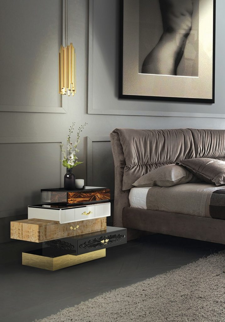 Top-Ideen für hochwertige Träume schlafzimmer design Schlafzimmer Design: Top-Ideen für hochwertige Träume Bedroom Boca do Lobo 06