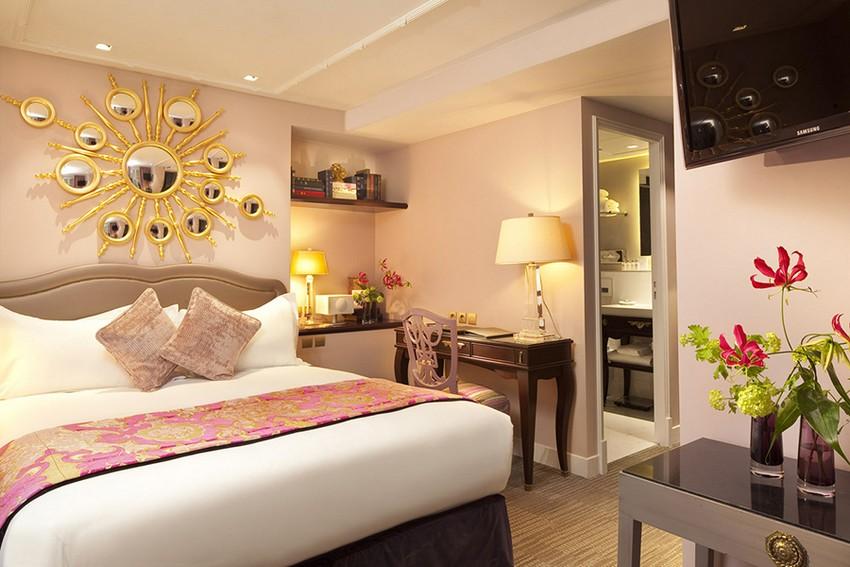 Top-Ideen für hochwertige Träume schlafzimmer design Schlafzimmer Design: Top-Ideen für hochwertige Träume Bedroom Boca do Lobo 08