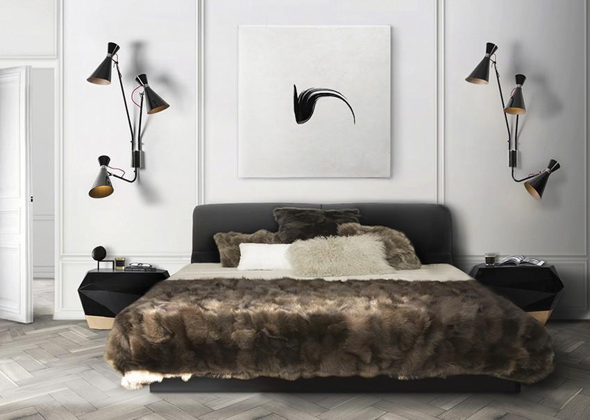 Top 10 Dekorationsideen für einen Luxus Schlafzimmer luxus schlafzimmer Top 10 Dekorationsideen für einen Luxus Schlafzimmer Bedroom Boca do Lobo 12
