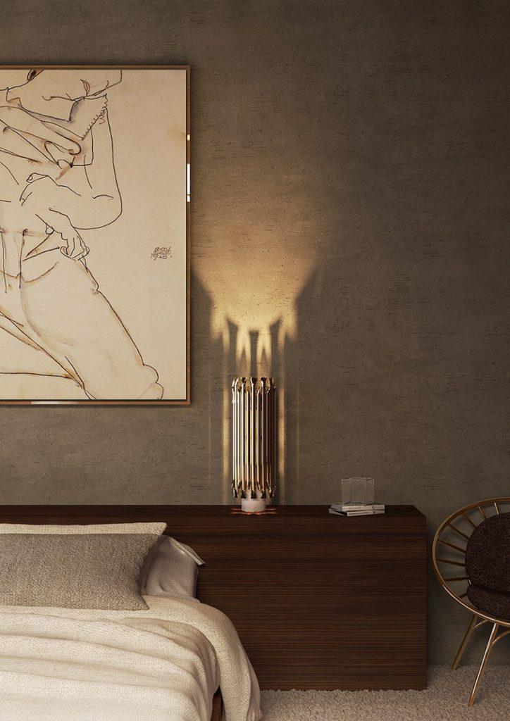 design inspirationen, schöner wohnen, luxus, teuer, möbel, innenarchitektur, inneneinrichtung, wohn-designtrend, wohnideen, wohndesign schlafzimmer design Schlafzimmer Design: Top-Ideen für hochwertige Träume Bedroom Delightfull 02