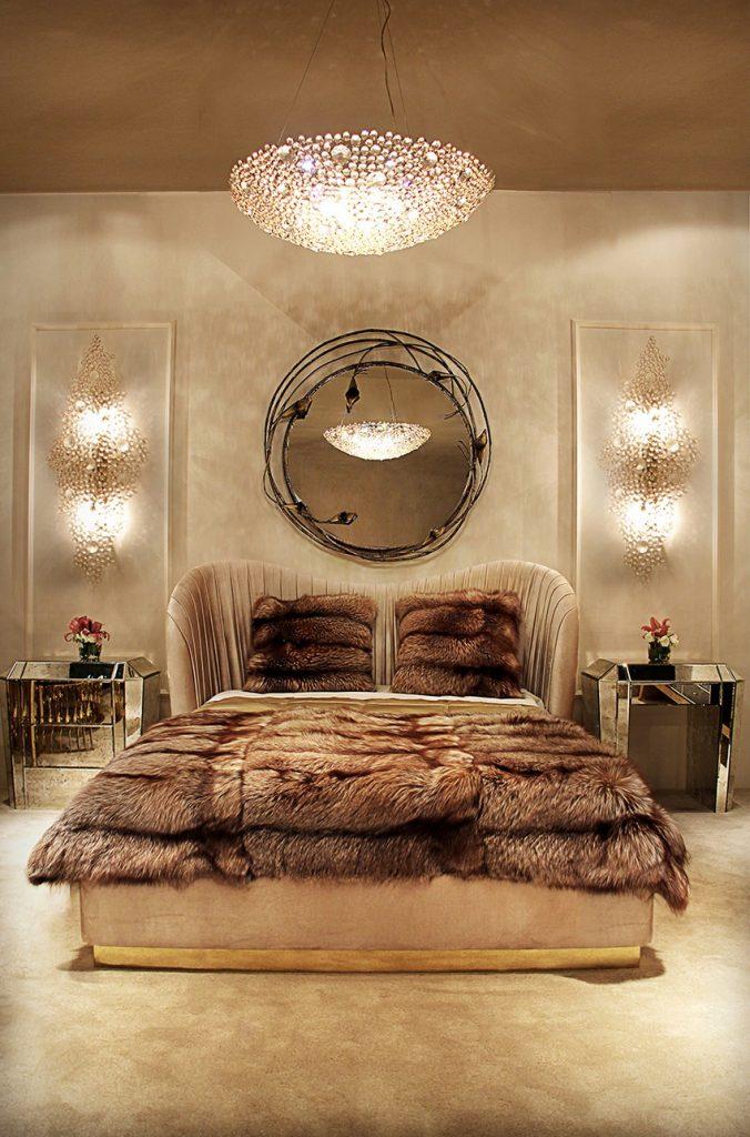 design inspirationen, schöner wohnen, luxus, teuer, möbel, innenarchitektur, inneneinrichtung, wohn-designtrend, wohnideen, wohndesign schlafzimmer design Schlafzimmer Design: Top-Ideen für hochwertige Träume Bedroom koket 02
