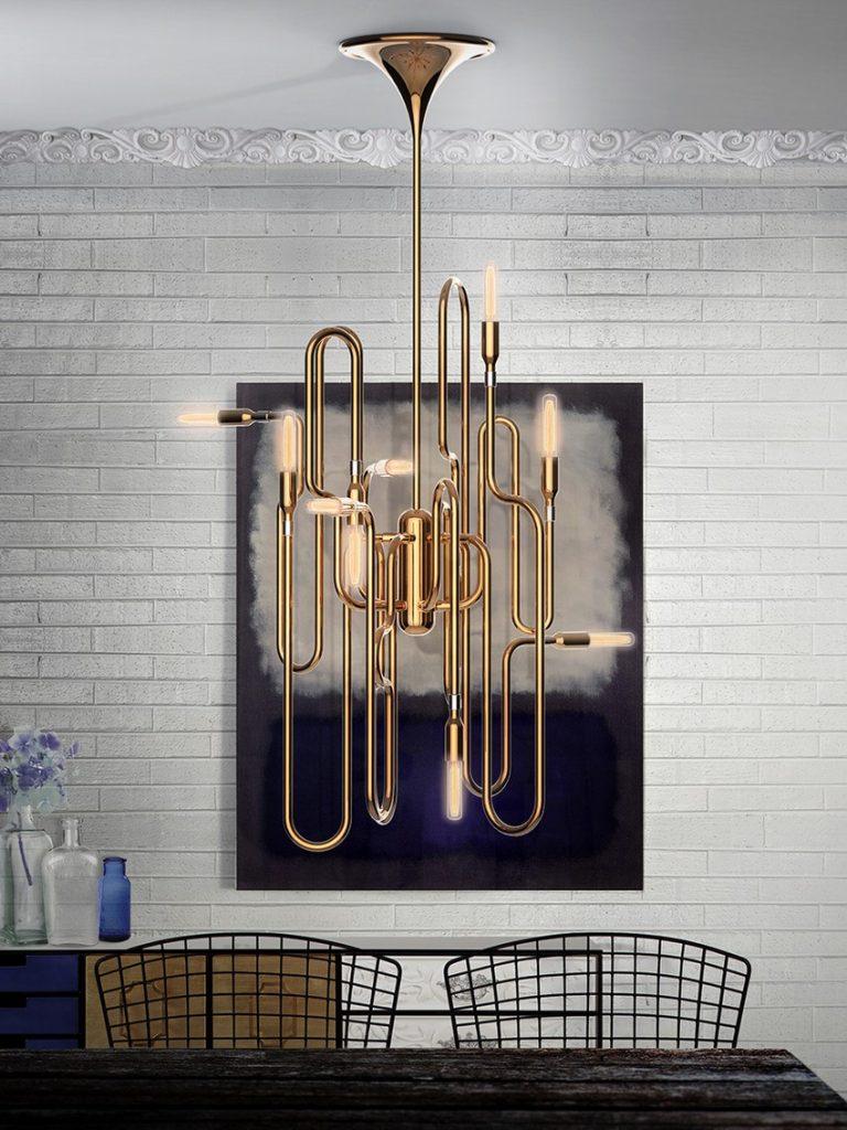 Hängeleuchten Luxus Hängeleuchten für Exklusive Design Dining Room Delightfull 02 1