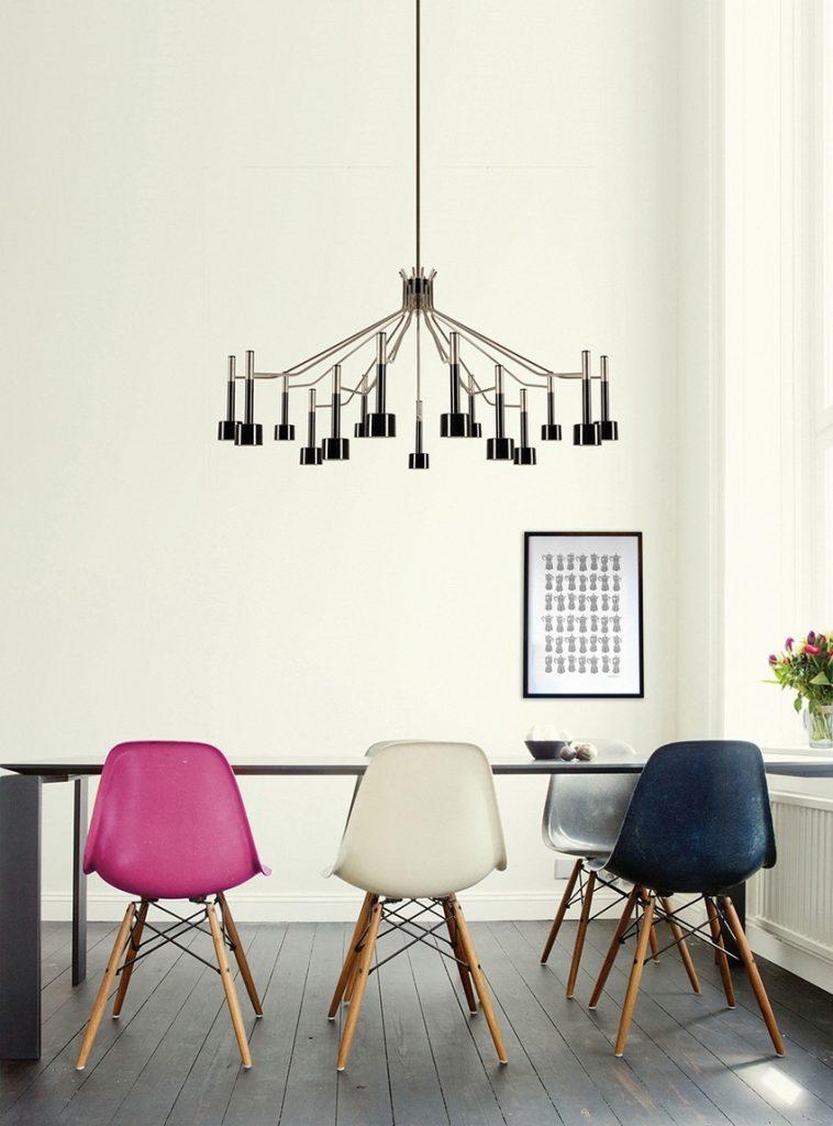 Originale Stühle für den modernesten Ostern Esstisch Dekor Originale Stühle Originale Stühle für den modernesten Ostern Esstisch Dekor Dining Room Delightfull 04 1