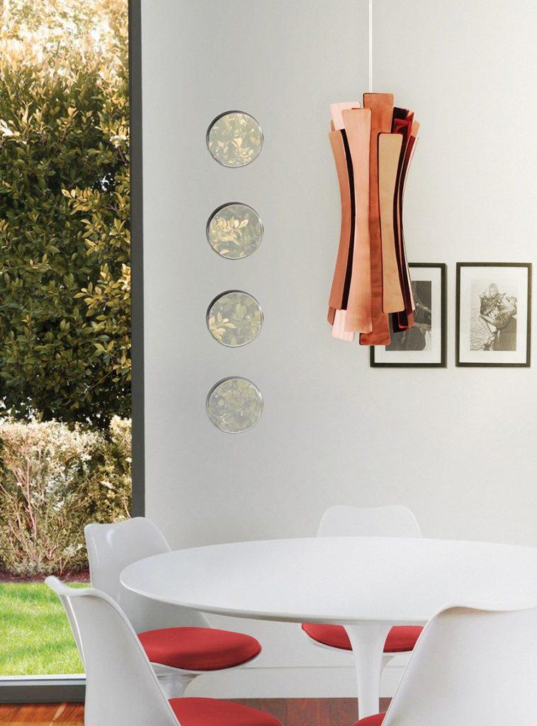 Originale Stühle Originale Stühle für den modernesten Ostern Esstisch Dekor Dining Room Delightfull 06 1