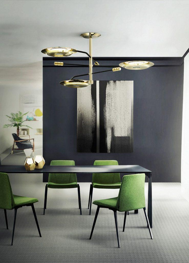 Originale Stühle Originale Stühle für den modernesten Ostern Esstisch Dekor Dining Room Delightfull 08 1