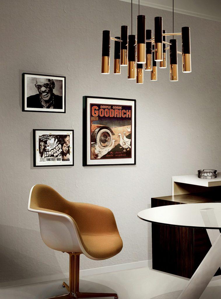Originale Stühle Originale Stühle für den modernesten Ostern Esstisch Dekor Dining Room Delightfull 09 1