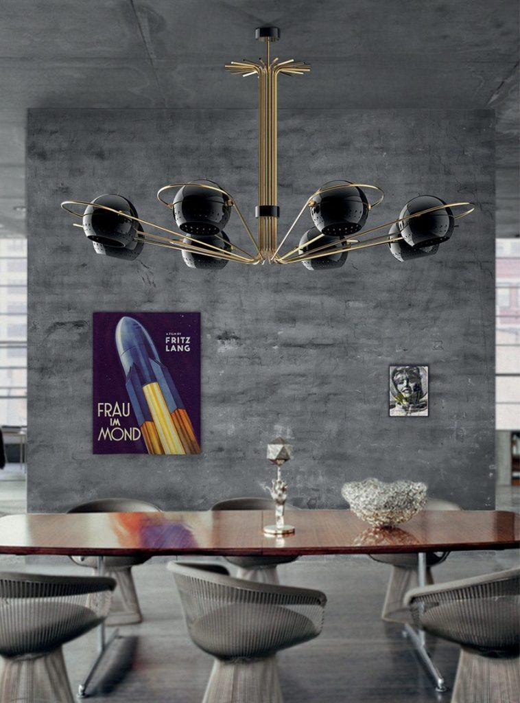 Originale Stühle Originale Stühle für den modernesten Ostern Esstisch Dekor Dining Room Delightfull 12 1