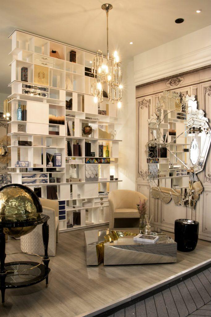 Beistelltische Einrichtungsideen: die schönsten Beistelltische für moderne Hausdekor MaisonObjet Paris 06